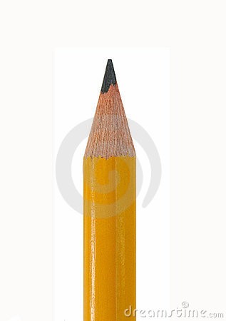 Free Pencil Point Stock Photo - 15918070