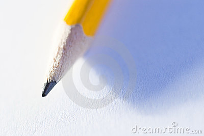 Pencil Tip Royalty Free Stock Photo - Image: 12903515