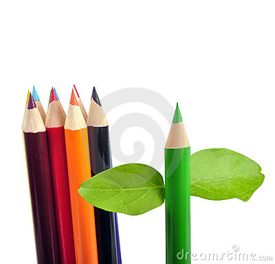 Free Pencils Royalty Free Stock Images - 10544189
