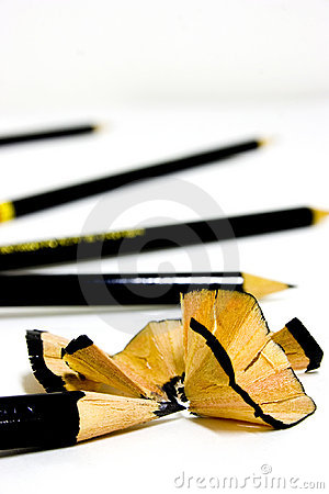 Free Pencils Royalty Free Stock Photo - 47835