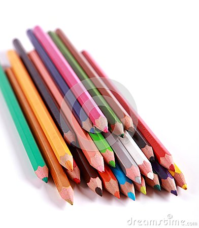 Pencils Colors