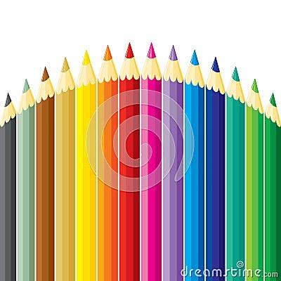 Pencils hill