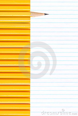 Free Pencils Paper Stock Photography - 20625412