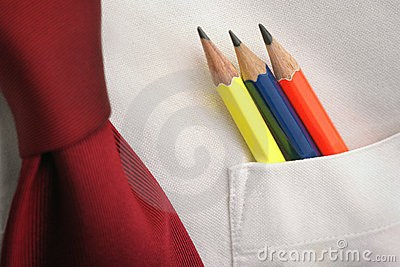 Pencils-in-a-shirt-pocket