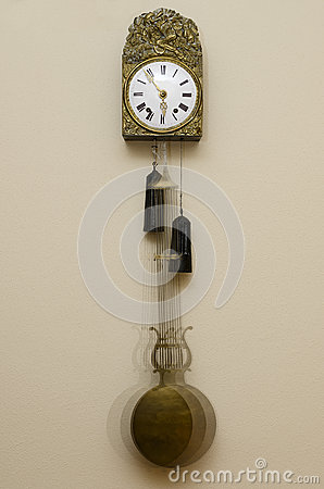 Pendulum clock