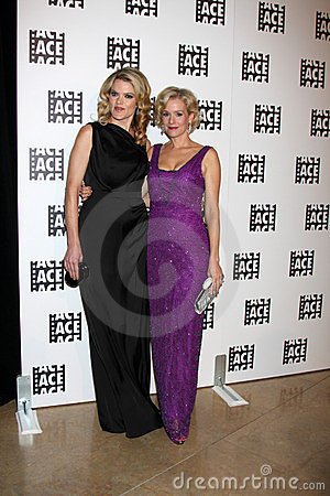 Penelope Ann Miller, Missi Pyle Editorial Photo