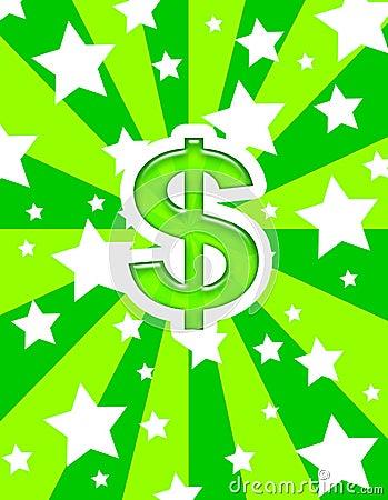 Pengar för 3 valuta