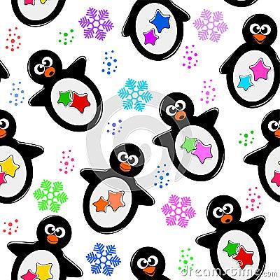 Penguin pattern