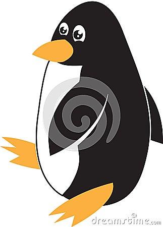 Penguin Walking