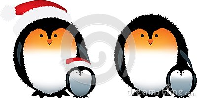 Penguins x2 isolated