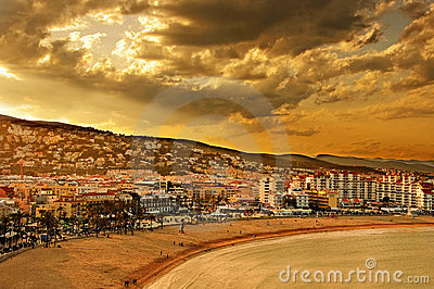 Peniscola, Valencia, Spain