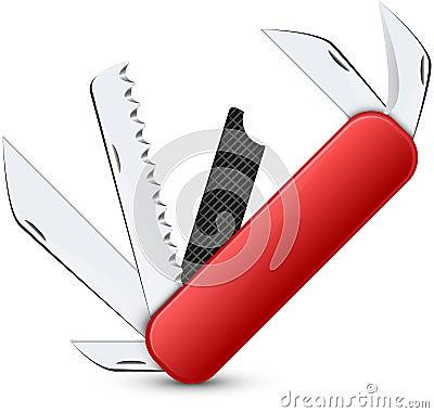 Free Penknife Stock Image - 39939521