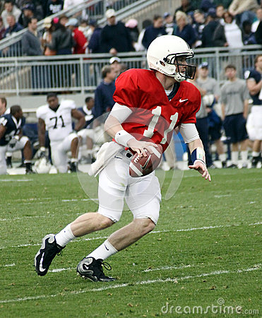 Penn State quarterback Matt McGloin Editorial Stock Photo