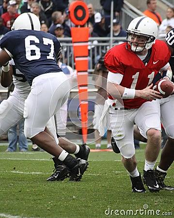 Penn State quarterback Matthew McGloin Editorial Image
