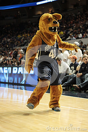 Penn State s Nittany Lion Editorial Stock Image