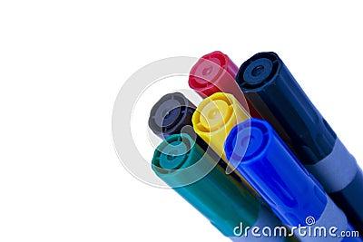 Penna 1 di colore