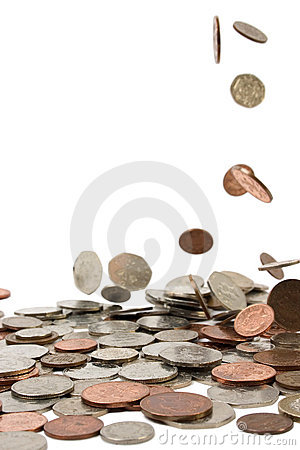 Free Pennies From Heaven Royalty Free Stock Images - 145479