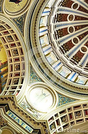 Free Pennsylvania Capitol Dome Stock Photo - 30258420