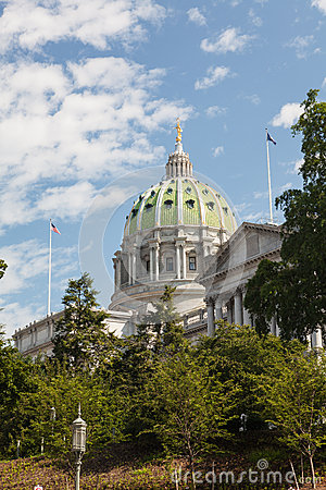 Pennsylvania State House & Capitol Building