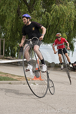 Penny Farthing World Championship Editorial Image