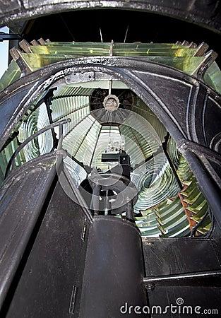 Pensacola Lighthouse - Fresnel Lens