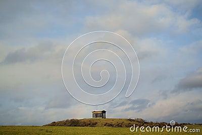Penshaw Monument Landscape