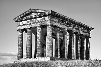 Penshaw Monument Mono