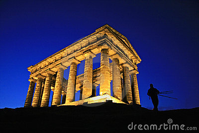 Penshaw Monument & Photographe