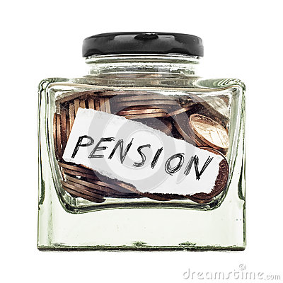 Free Pension Stock Photography - 37213192