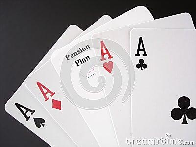 Pension Gamble