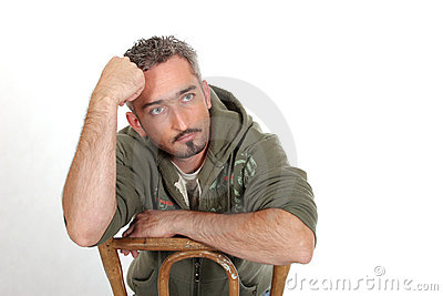 Pensive Portrait 2