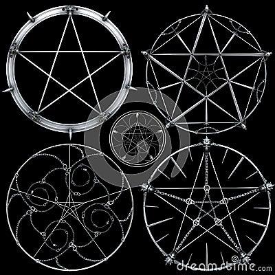 Pentagram designs