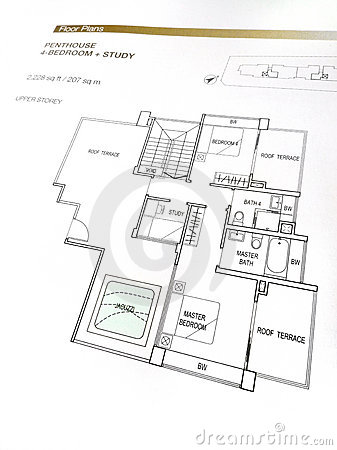 The Metropolitan Penthouse | New York City | Floor Plan