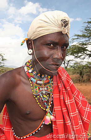 People of Africa Editorial Photography