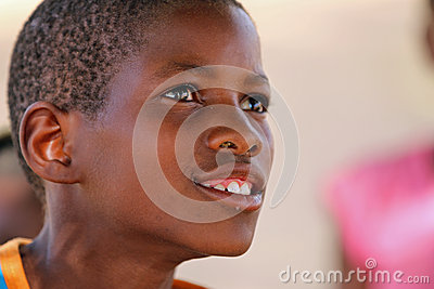 People of Africa Editorial Stock Image