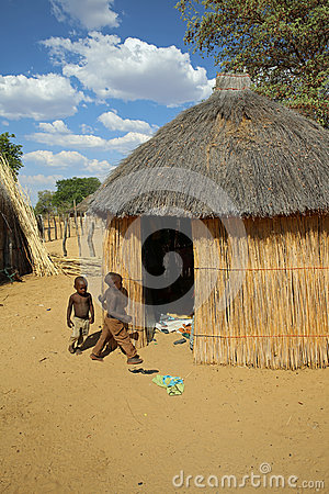 People of Africa Editorial Photo