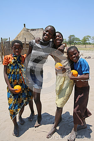 People of Africa Editorial Image