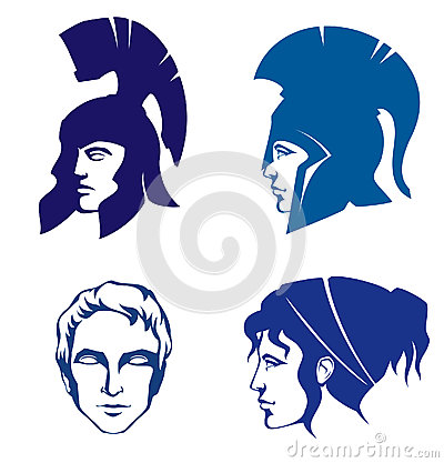 People of Ancient Greece or Rome