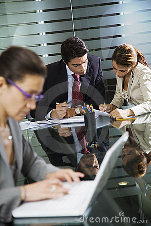 Free People At Work Stock Photo - 2665340