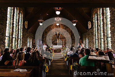 People In Church Free Public Domain Cc0 Image