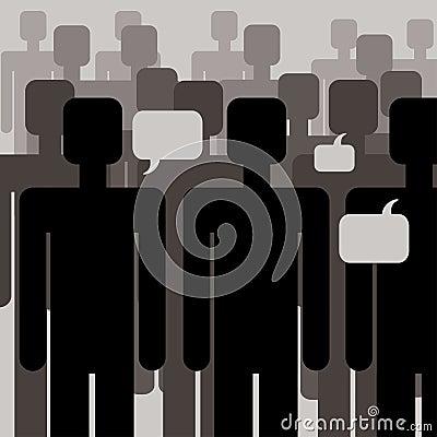 People- communication