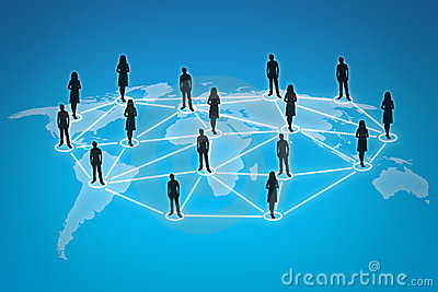 People connections