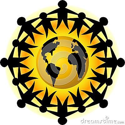People of Earth Teamwork/eps