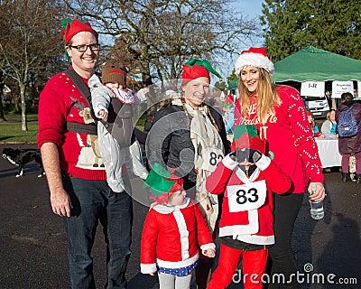 People In Elf Costumes Free Public Domain Cc0 Image