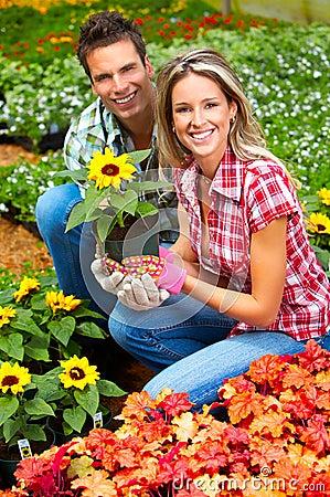 People florists