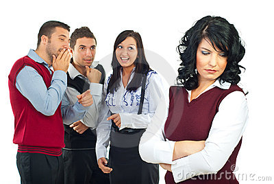 People gossip