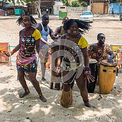 Free People In ANGOLA, LUANDA Stock Photo - 52164360