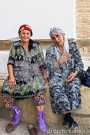 Free People In BUKHARA, UZBEKISTAN Royalty Free Stock Photography - 52099367