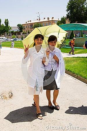 Free People In SAMARKAND, UZBEKISTAN Royalty Free Stock Images - 52100409