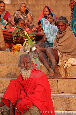 People in India Editorial Image